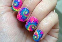 gnarly nail art