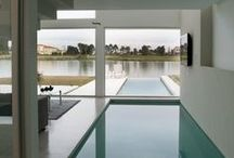 Piscinas / Selection of the best pools of our developments.