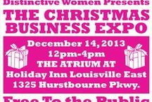 THE CHRISTMAS SHOPPING EXPO / VARIOUS VENDORS--COME OUT AND SHOP