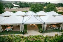 Carpas / Tents / Carpas transparentes, carpas de colores, carpas tensadas.  http://www.bc-carpas.com/product/carpa-transparente-2/