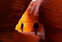 SLOT CANYONS/ FAVORITE/ UTAH must do-over and over ! / by Karen Wedeven