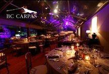 Bodas con carpa / Tents for a wedding