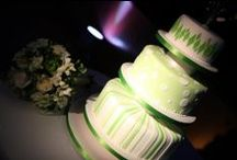 Amazing wedding cakes! / We have played hundreds of weddings and seen some incredible cakes,and here are some pictures we have taken.  #weddings #weddingcakes #happyhour