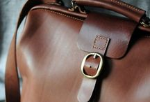 LEATHER CRAFT / Everything about leather