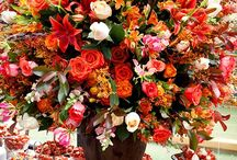 flowers for celebrations / Floral displays for parties