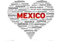 Un día, cuando los sueños se hacen realidad, te voy a ver, mi México ♡ / by Mojca Mojč