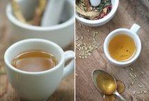 Herbal Tea / Ideas for herbal tea. Making yourself a herbal tea is easy- and the luxury of having nice healing herbal tea is awesome!