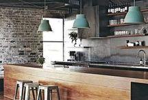 Rustic Industrial: design