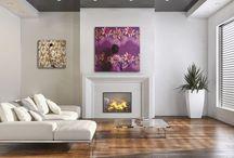 iArtView - Wall of the Week / Artworks + iArtView app = fresh inspiration