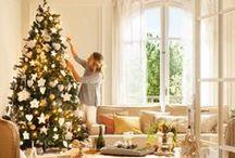 Christmas decorating ideas / Decoraciones navideñas