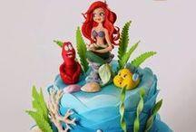 Torte Disney / In questa bacheca potrete scoprire le più belle torte disney!