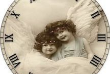 Vintage obrázky - Deti