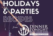 Holidays and Parties / Here are some tips and tricks on Holidays and Parties?