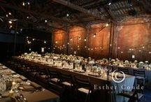 Boda Industrial / Industrial wedding