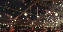 Iluminacion para bodas / www.bc-carpas.com