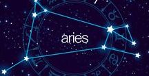 Fire it Up, Aries ♈️ / The constellation Aries is that of the flying ram. People born under the sign of Aries share its traits; they are confident, courageous, determined, enthusiastic, optomistic, honest, and passionate. They can also be described as impatient & impulsive, but we won't hold that against them. They are natural born leaders and enjoy a challenge.