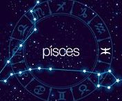 Add a Pop of Color, Pisces ♓️ / Pisces are very friendly, so they often find themselves in the company of very different people. Pisces are selfless, they are always willing to help others, without hoping to get anything back. Pisces is a water sign and as such this Zodiac sign is characterized by empathy and expressed emotional capacity.