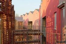 Architectural Glance / Form, texture, light, color... / by Heather Trossman