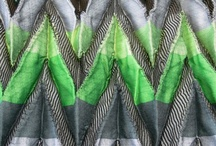Textile Arts / Strongly-designed textiles of all sorts. / by Heather Trossman