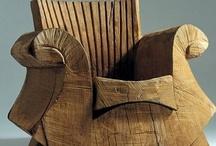 Form: Wood / by Heather Trossman