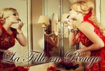 La Fille en Rouge / The exciting NEW collection from Kitten D'Amour...!
