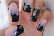My Nail Art / Nail art all hand painted by me unless stated