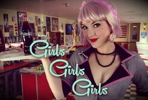 Girls, Girls, Girls...! / The beautiful NEW Collection from Kitten D'Amour!