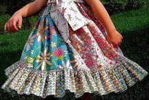 Inspiration: kläder / Kläder som inspirerar mig till att sy!
