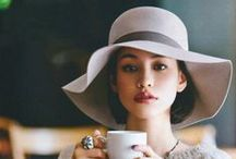 Chapeau! / Para atiçar a vontade de aumentar a coleção de chapéus