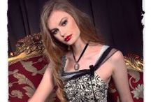 From Russia With Love / A decadent collection of luxurious designs, modelled on the opulent gowns and corsets worn by the powerful women ofImperial Russia!