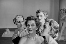 Hairstyle 1950s and 1960s / by Olga Nuevo