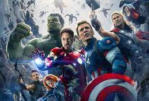 SUPERHEROES - MOVIE - FANTASY / fantasy, superheroes, movie,  films that I like.