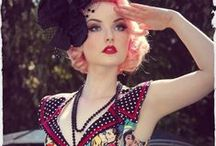 Kiss Me Darling / Kiss Me Darling! A Playful 1950's inspired Collection from Kitten D'Amour!