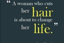 Hair........