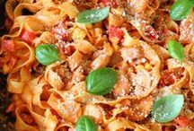 Pasta Recipes / Oh, for the love of carbs - if you like pasta, you are in the right place!
