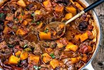 Chilli, Stews & Casseroles / Hearty, one-pot meals.
