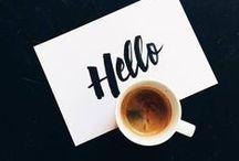 We ♥ Coffee