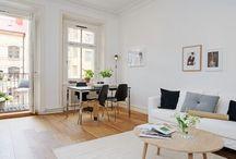 Petites appartements / Idées pour la nouvelle maison