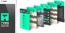Мария Мещерина: Bad Apps / Не удачные приложения отличает объемное количество информации, которое пытаются уместить на одном экране, чем больше запутывают пользователя. Усугубляет положение обилие не сочетаемых цветов, плохая типографика и неумелые градиентные заливки.