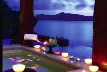 Honey, Let's Go Mooning... / Honeymoon Ideas and Tips