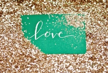 #glitter&sparkles / shiny things I heart / by Kat