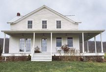 Cottage and farmhouse love / by Meghan