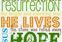 Happy Easter / by Raven Hagler Tolbert