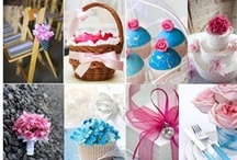 Wedding Moodboards / Browse collections of wedding ideas by taking a look at some beautiful wedding moodboards.