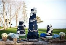 Wedding Cakes / Whether it's a single tier, a cake of cheese or even a naked cake, you'll find it here in our wedding cake board!