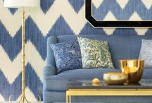 Living Room / by Kelley Roberts {Beckley Design Studio}