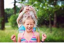Water Fun with Kids