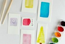 Arts and Crafts~For Kids / a place to find fun arts and crafts to do with the kids / by Frogs and Snails and Puppy Dog Tail {FSPDT}  http://www.frogsandsnailsandpuppydogtail.com/