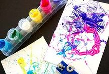 Arts and Crafts~For Kids / a place to find fun arts and crafts to do with the kids