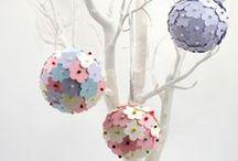DIY - Flores de papel / by Luisa Ferreira